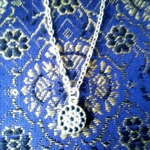 Jewelry - Sterling Silver Evil Eye of Protection Necklace